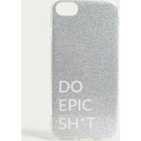 Do Epic Sh*t iPhone 6/7/8 Case, silver