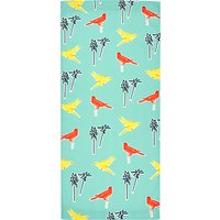 John Lewis Birds and Palms Deckchair Sling, Multi