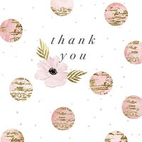 Woodmansterne Lovely Person Thank You Card