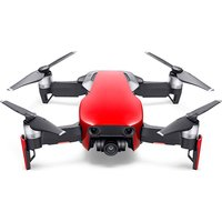 DJI Mavic Air Drone with Controller & Accessory Pack - Flame Red, Red