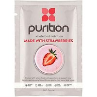 Purition Wholefood Nutrition - Made with Strawberries (40g)