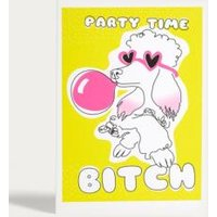 Party Time Card, Assorted
