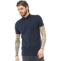 Brave Soul Mens Julius Polo Rich Navy