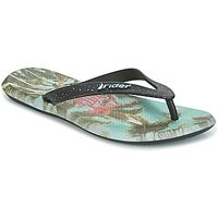 Rider  R1 ENERGY AD HOMME  men's Flip flops / Sandals (Shoes) in Black