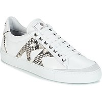 Roberto Cavalli  4266  men's Shoes (Trainers) in White