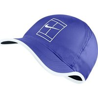 Nike  NikeCourt AeroBill Featherlight Tennis Cap  men's Cap in Blue