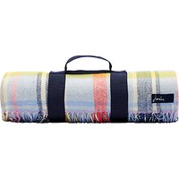 Joules Woven Check Picnic Rug