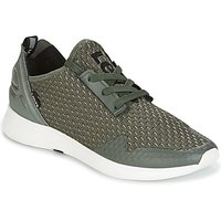 Levis  BLACK TAB SNEAKER  men's Shoes (Trainers) in Green
