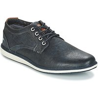 Mustang  JOBARINE  men's Casual Shoes in Blue