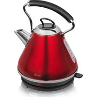 SWAN SK34010REDN Traditional Kettle - Red, Red