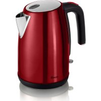 SWAN Bullet Jug Kettle - Red, Red