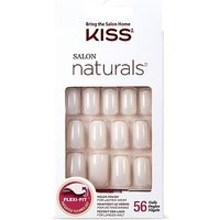 KISS Salon Natural - Chillax 56 nails