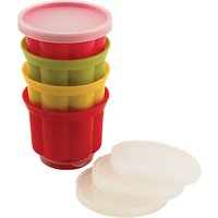 Tala Mini Jelly Moulds, Assorted, Set of 8