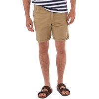 JACK AND JONES Mens Base Twill Shorts Kelp