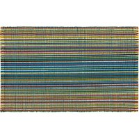 John Lewis & Partners Spirit Stripe Bath Mat