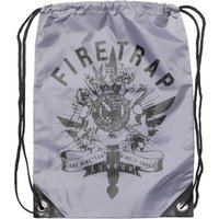 Firetrap Mens Gym Sack Grey