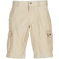 Napapijri  PORTES  men's Shorts in Beige