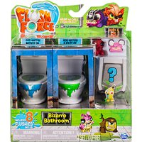 Spin Master Flush Force Bizarre Bathroom