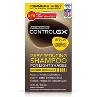 Just for Men Control GX Grey Reducing Shampoo Lighter Shades 147ml