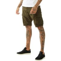 Brave Soul Mens George Camo Chino Shorts Camo