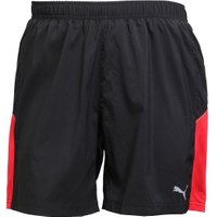 Puma Mens Core DryCELL 7 Inch Running Shorts Puma Black