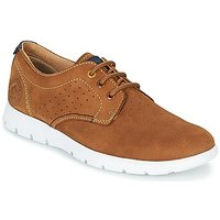 Panama Jack  DOMANI  men's Shoes (Trainers) in Brown