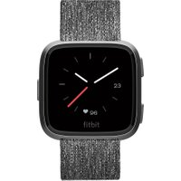 FITBITVersa Special Edition Smartwatch - Charcoal, Charcoal