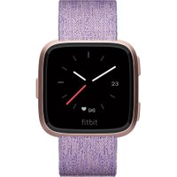 FITBITVersa Special Edition Smartwatch - Lavender, Lavender