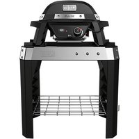 Weber Pulse 1000 Electric BBQ with Stand, Black