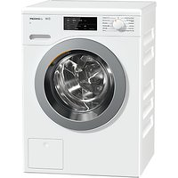 Miele WCG120 XL Freestanding Washing Machine, 9kg Load, A+++ Energy Rating, 1600rpm Spin, White