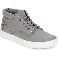 Timberland  ADV 2.0 CUP CANVAS CHUKKA  men's Shoes (High-top Trainers) in Grey