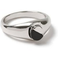 Mens Silver Signet Ring*, SILVER