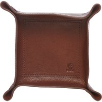Howick Tan Grain Leather Valet Tray
