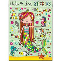 Rechel Ellen Under the Sea Stickers