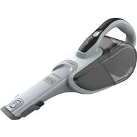 BLACK DECKER DVJ215J Handheld Vacuum Cleaner - Grey, Black
