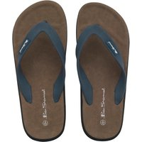Ben Sherman Mens Dune Sandals Navy
