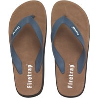 Firetrap Mens Beach Sandals Navy