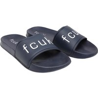 French Connection Mens Playa Pool Slide Sandals Marine