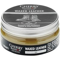 Cherry Blossom Waxed Leather Oil, 100ml