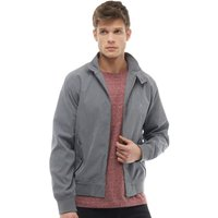 French Connection Mens Harrington Jacket Charcoal