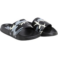 DFND London Mens Ealing Slider Sandals Black
