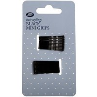 Boots Mini Grips Black 20 Pack