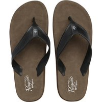 Original Penguin Mens Delta Sandals Black