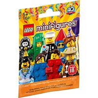 LEGO Minifigures Series 18 Mystery Bag, Assorted