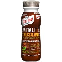 SlimFast Advanced  Choc Caramel meal replacement shake - 275ml