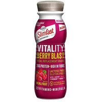 SlimFast Advanced  Berry Blast meal replacement shake - 275ml