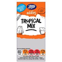 Boots Nibbles Tropical Mix Pot 130g