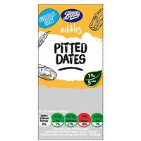 Boots Nibbles Pitted Dates 150g