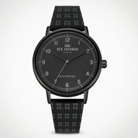 Ben Sherman Portobello Dogtooth WB075BUR Watch