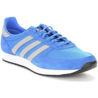 adidas  ZX Racer  men's Shoes (Trainers) in Blue